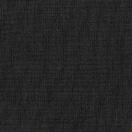 Onyx - Moondust - Robert Kaufman Lurex Cotton Fabric
