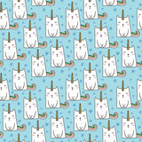 Caticorns - Novelty Of The Month - Riley Blake Fabric Felt