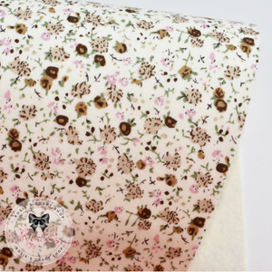 Autumn Floral Fabric Felt - Rosie's Craft Shop Ltd