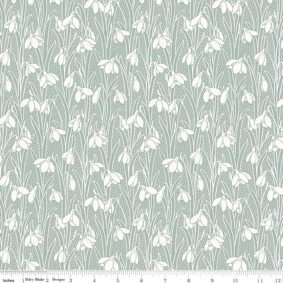 Hesketh Light Sage - Liberty Hesketh House Collection