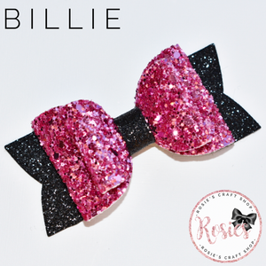 "Billie Bow 3.5"" / 9cm - Rosie's Craft Shop Ltd"