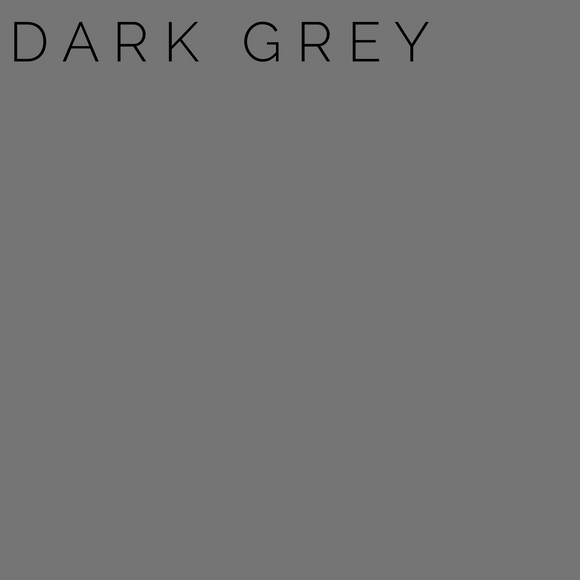 Dark Grey Self Adhesive Glossy Vinyl - Sign Vinyl Oracle 651