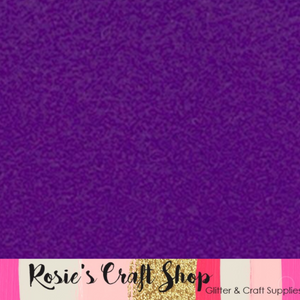 Purple Wool Blend Felt - Rosie's Craft Shop Ltd