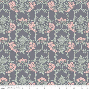 Nouveau Mayflower Pink - Liberty Hesketh House Collection