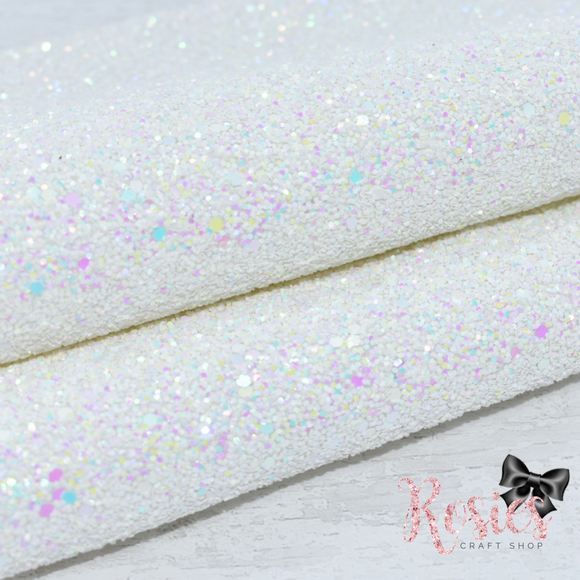 Unicorn Wings Chunky Glitter