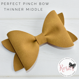 Perfect Pinch Bow Dies Compatible with Sizzix Big Shot - Rosie's Craft Shop Ltd