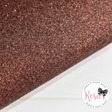 Brown Glitter Iron On Vinyl HTV - Rosie's Craft Shop Ltd