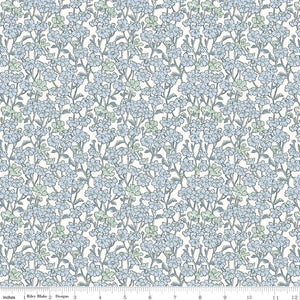 Chiltern Hill Blue - Liberty Hesketh House Collection