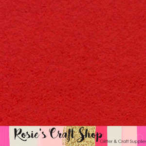 Kiss Me Darling Wool Blend Felt - Rosie's Craft Shop Ltd