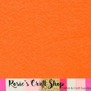 Sunburst Wool Blend Felt - Rosie's Craft Shop Ltd