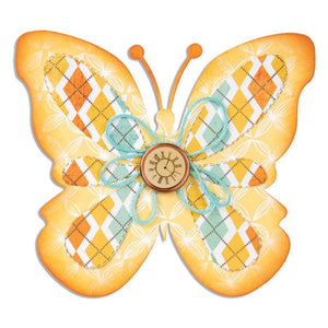 Sizzix Butterfly Bigz Die A10120 - Rosie's Craft Shop Ltd