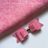 Pixie Pink Wool Blend Felt - Rosie's Craft Shop Ltd