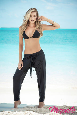 Cover Up Beach Pants  - Mapale Resort & Swim - My Legwear Shop