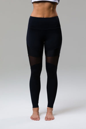Royal Legging Moto with Mesh Panels - Onzie Flow - My Legwear Shop