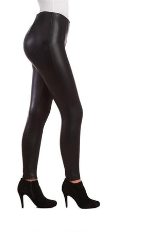 Nygard Luxe Faux Leather E4 Legging  - Nygard Slims
