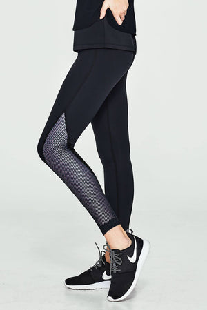 Arcam Mesh Leggings - Tonic Lifestyle Apparel - My Legwear Shop