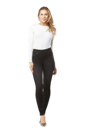 Luxe Denim Slims Jeggings  - Nygard Slims - My Legwear Shop