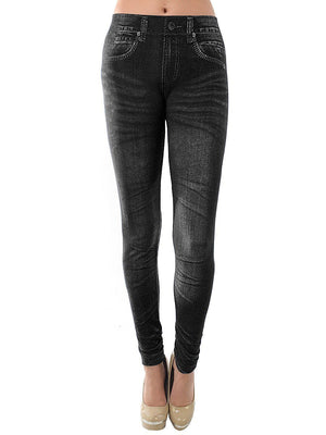 "Classic ""Feel Good"" Jegging - My Legwear Shop"