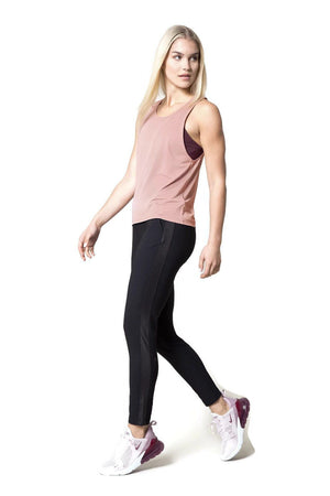 Empower Silver Thread Active Tank  - MPG Sport - My Legwear Shop