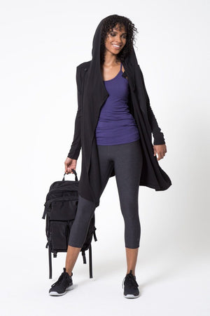 Oasis Oversized Cardigan - MPG Sport - My Legwear Shop