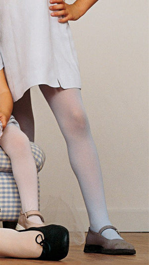 Seta Children's Semi-Sheer Italian Tights - Calze Trasparenze - My Legwear Shop