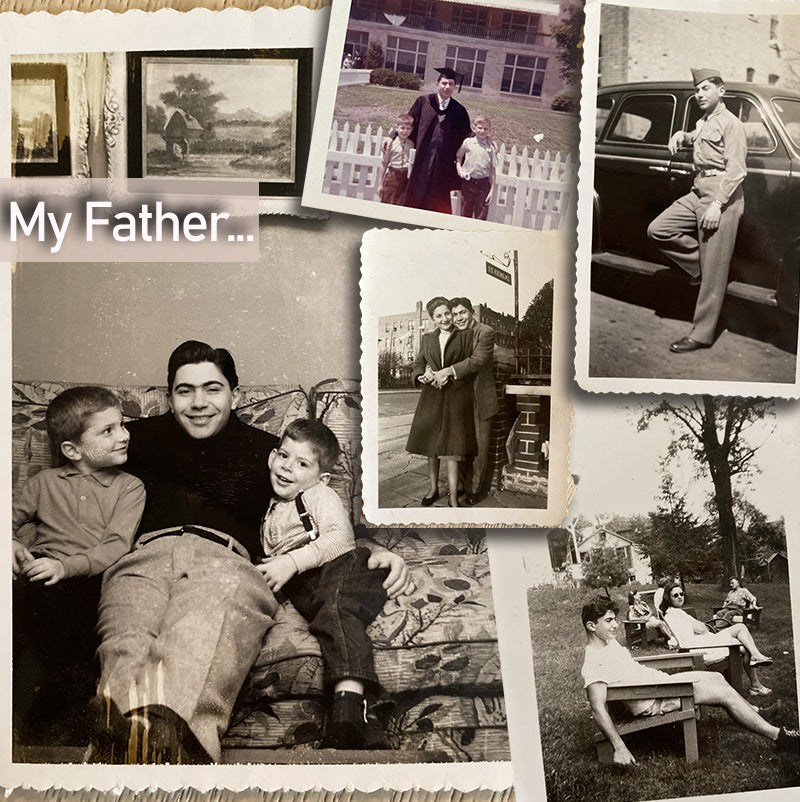"""My Father"", by Bruce Magidson"