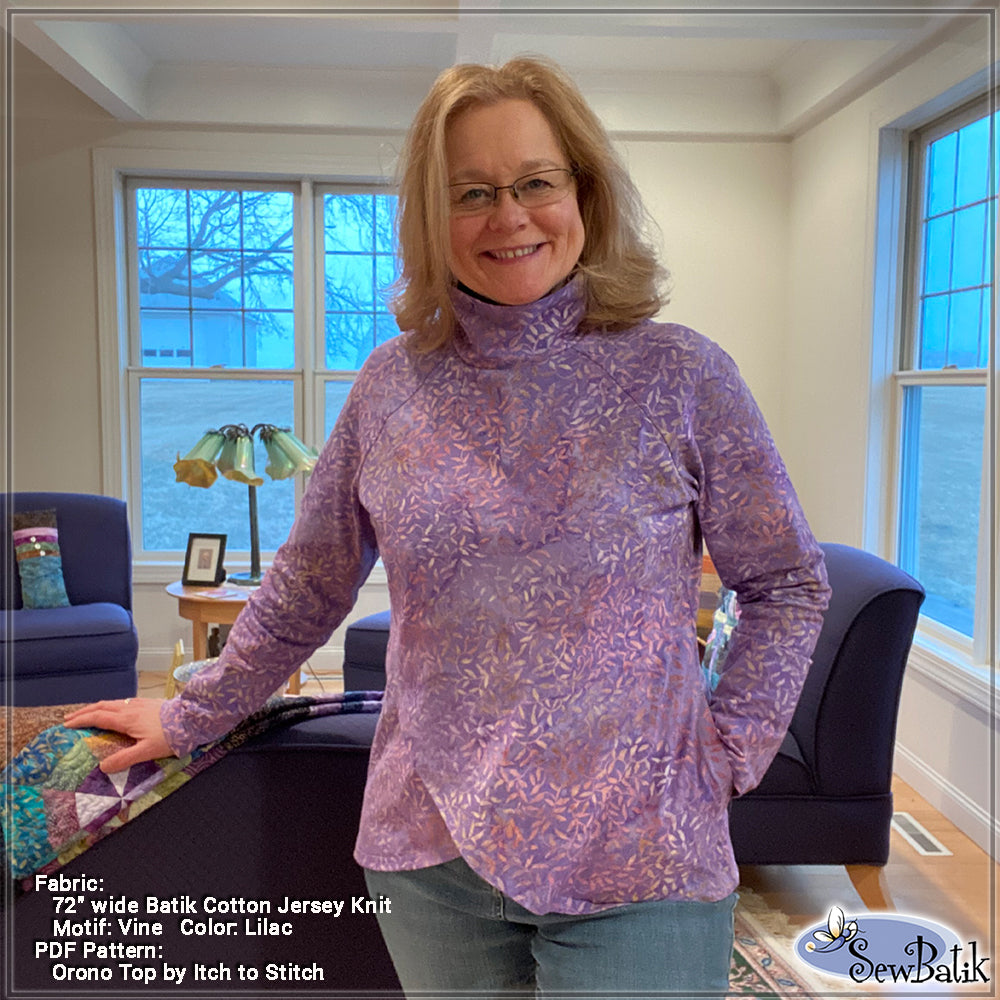 Orono Top by Itch To Stitch Patterns