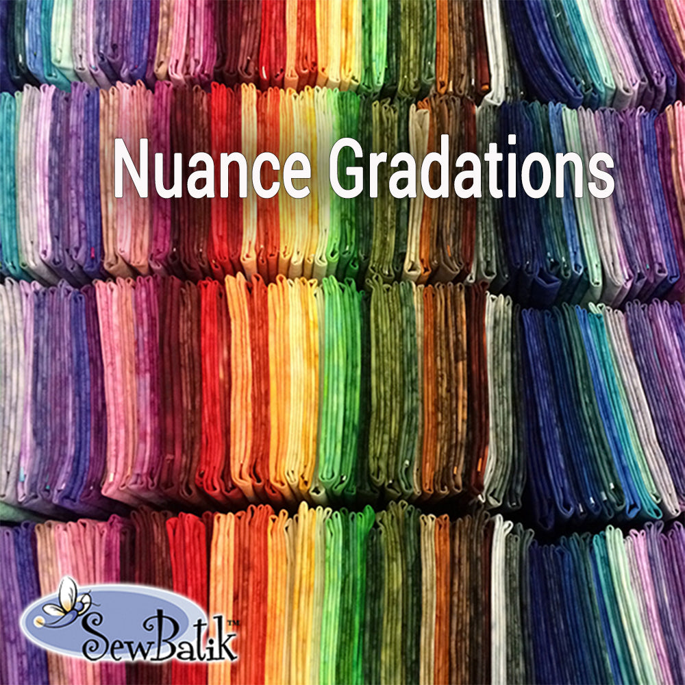 "45"" Cotton Nuance Gradations"