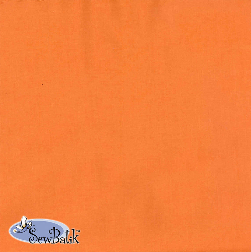 "45"" Cotton - Spray - Orangeade"