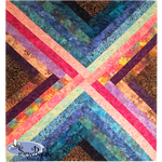 All Points North - Jersey Knit Quilt Kit