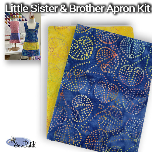 Fashion Duo - Little One's Apron