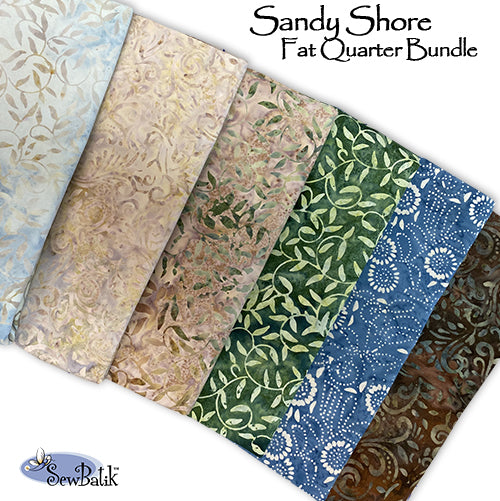 Cotton Bundle: Sandy Shore