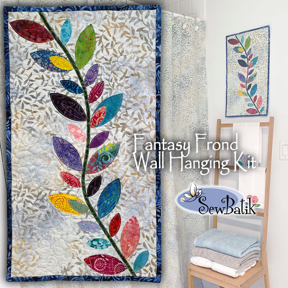 Fantasy Frond Wall Hanging Kit