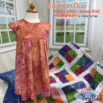 Fashion Duo - Geranium