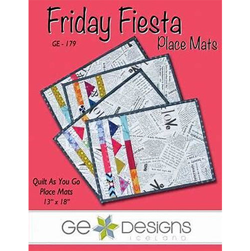 Friday Fiesta Place Mat Kit