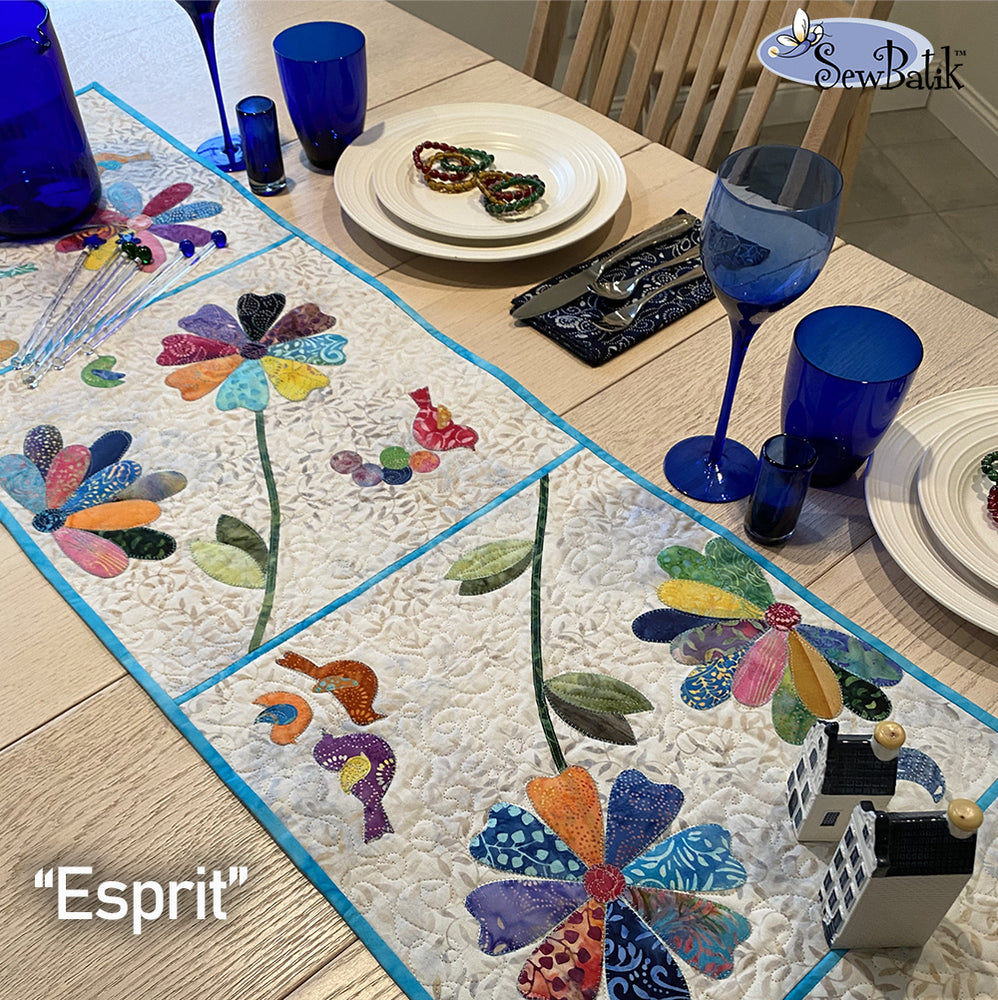 Esprit - Precut Table Runner Kit