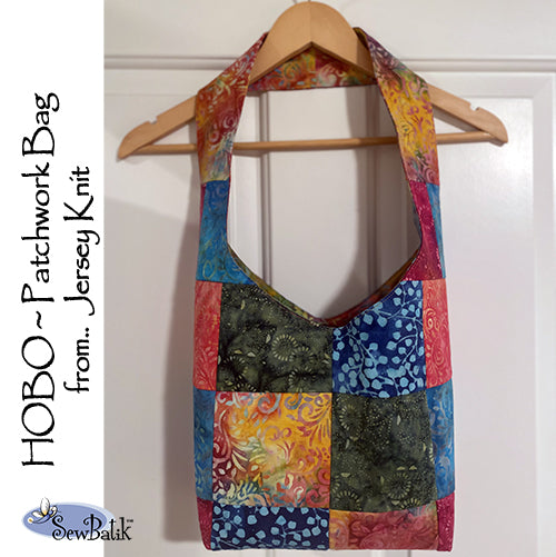 HOBO ~ Patchwork Purse