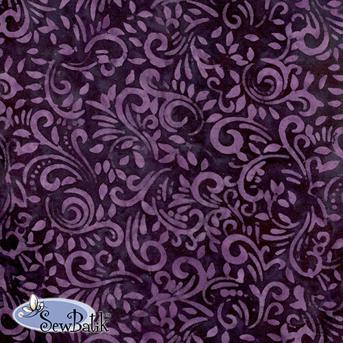 "72"" Cotton Jersey Knit - Phoenix - Purple Magic"