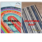 Jelly Roll Rug Patterns