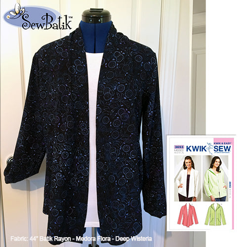 Fashion Duo - Simple Jacket