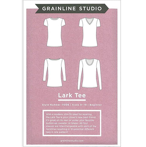 Fashion Duo - Rayon & Lark Tee