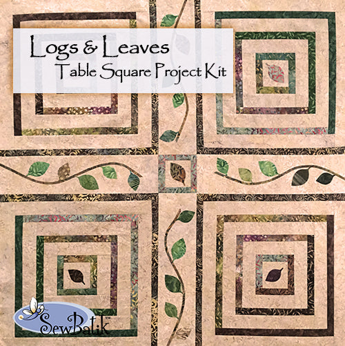Logs & Leaves Table Square Kit
