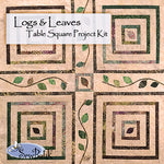 Logs & Leaves Table Runner Kit