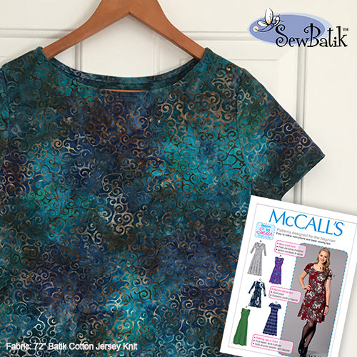 McCall's 7432 Fashion Duo
