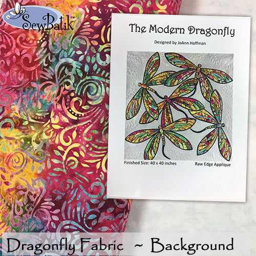 Modern Dragonfly Wall Hanging Kit