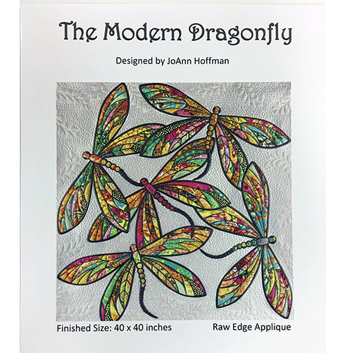 Modern Dragonfly Wall Hanging Pattern