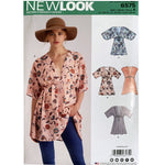 New Look 6575 - Tunic / Coverup