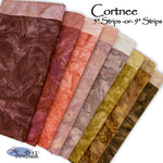 Cotton Strip Set: Nuance - Cortnee