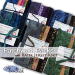Jersey Knit - Patchwork Pack