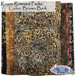 Remnant Pack - Brown Bark
